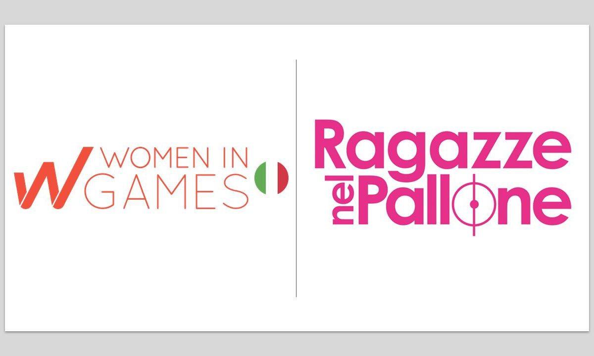 Women in Games Italia partner di Ragazze nel Pallone
